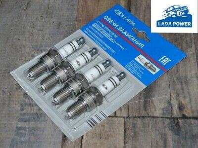 2101-2107 OEM Spark Plug Set 4Pcs Lada Niva 1600