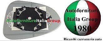 PIASTRA SPECCHIO RETROVISORE C//VETRO SX TERM OPEL ZAFIRA TOURER 11/> 2011/>