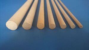 Rundstab-Buche-glatter-Duebel-Holz-Stab-in-6-8-10-12-14-16-20-x-1000-mm