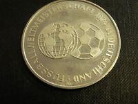 1 Medaille Silber, Weltmeisterschaft 74 (MedP-50)