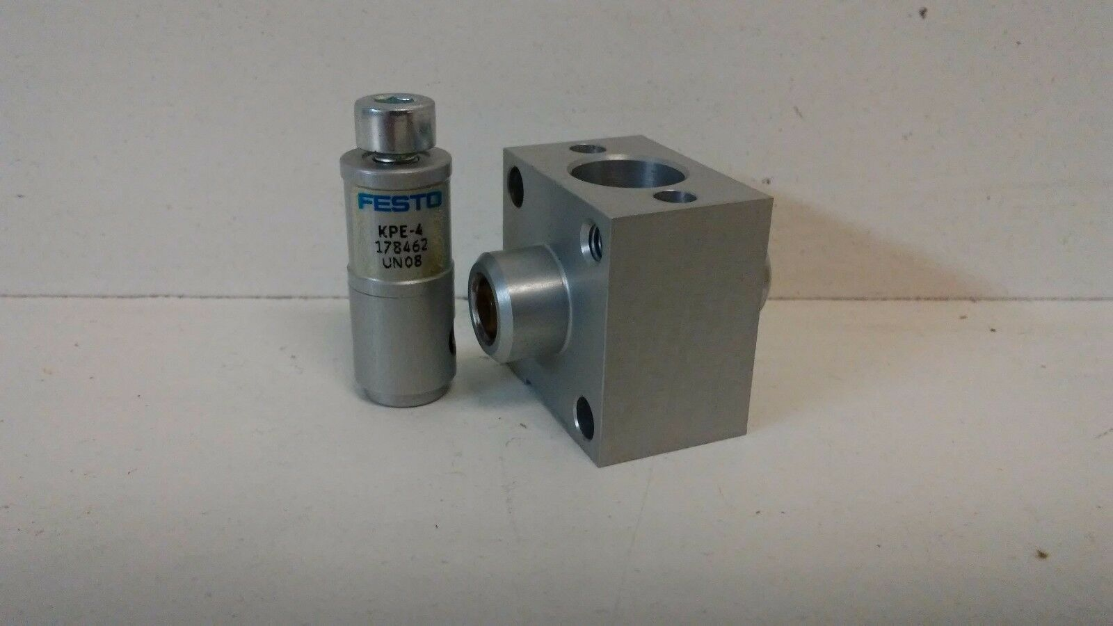 Old Stock Festo Clamping Cartridge Kp 4 80 Kpe 178462 Un08 Ebay Arc Fault Circuit Breaker Qo120cafic Noninterchangable Norton Secured Powered By Verisign