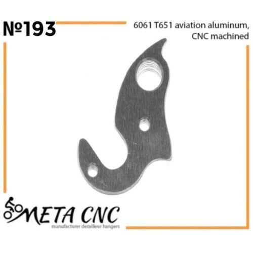 Derailleur hanger № 193 analogue PILO D270 META CNC
