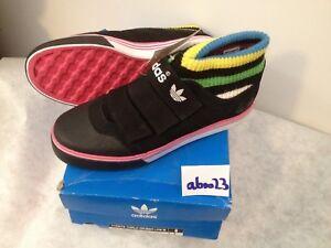 adidas-CARLO-GRUBER-LOW-M-43-1-3-UK-9-US-9-5-BNWT-115979-rare-prod-06-2005-NEU