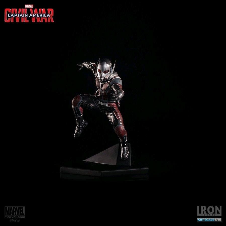Captain America 3  Civil War - Ant-Man 1 10 Scale Statue
