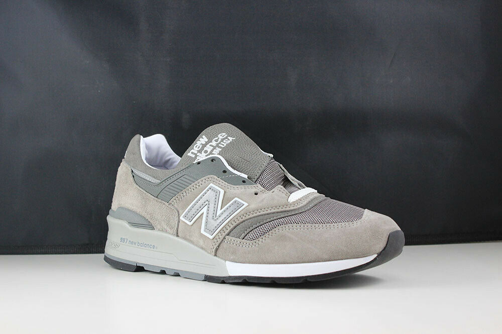 New Balance M997GY size 10.5 Mens Made in USA