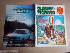 GUERIN SPORTIVO=N.22 1976 ANNO LXIV=FILM CAMPIONATO =TORINO=IL CAMP. AI RAGGI X