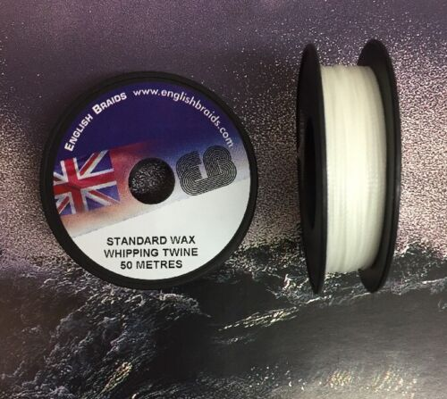 Whipping Twine For Rope Ends 50m Reel Boardwise Clearance