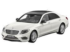 GT Spirit Mercedes S65 Sedan Limousine White Dealer LE 1000pcs 1:18*New item!