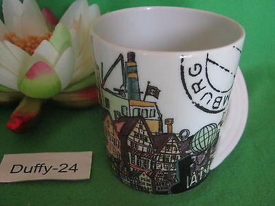 City Cup Henkelbecher Cupola Hamburg von Rosenthal | eBay