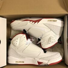 brand new 8a7a7 79656 Nike Jordan Son of White-gym Red-black Sz 13 512245-112 for sale ...