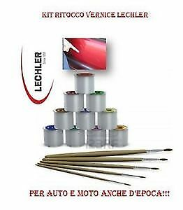 COLORE KIT VERNICE RITOCCO 50 GR LECHLER FIAT GROUP N 734//A BLU COCKTAIL