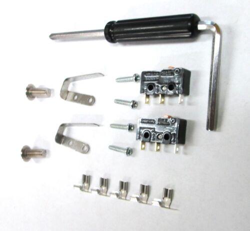 Kit de servicio SG SK-03 conmutadores piezas Misc. Destornillador