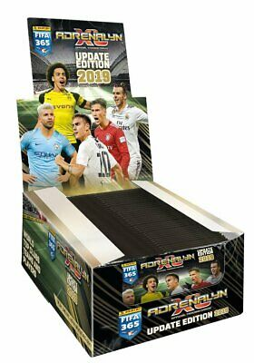 Panini Adrenalyn XL FIFA 365 2020 Premium 1 x Display 10 Booster