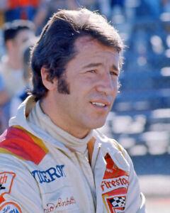 1978 Racecar Driver MARIO ANDRETTI Glossy 8x10 Photo Formula One 1 Print Poster