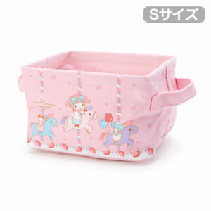 Details About My Melody Folding Canvas Storage Box S Sanrio Kawaii Cute  2019 NEW F/S Pink ZJP