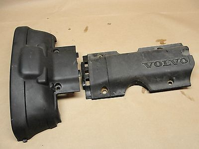 Volvo coil pack + timing belt upper top engine cover S40 V40 00 01 02 03 04 OEM