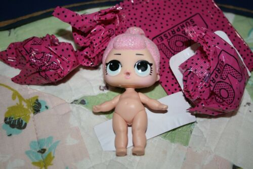 AUTHENTIC LOL Big Sis Sister Dolls Series 1 CRYSTAL QUEEN **NOT A RE-RELEASE**