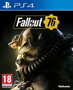 Fallout 76 PS4 Spiel *NEU OVP* Playstation 4