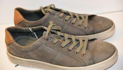 ECCO Soft 7 Mens Sneaker size US 9 9.5 (EUR 43) Wild Dove Leather | eBay