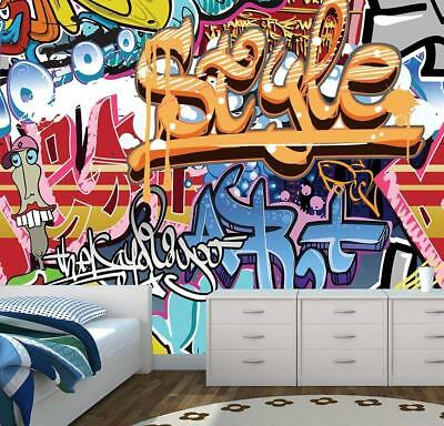 Jungle Zoo Animals Wall Mural Photo Wallpaper Safari Kids Bedroom Nursery Large 1500mm x 1150mm