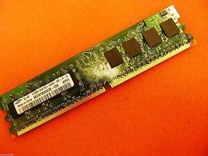 512MB-1Rx8-PC2-5300U-555-12-ZZ-M378T6553EZS-CE6-Memory-Samsung-Tested