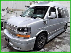 f77b6756cf 2014 Chevrolet Express Explorer Express Upfitter Van
