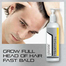 PRO-GROWTH MEN HAIR GROWTH CONDITIONER STOP HAIR LOSS THINNING & BALDING