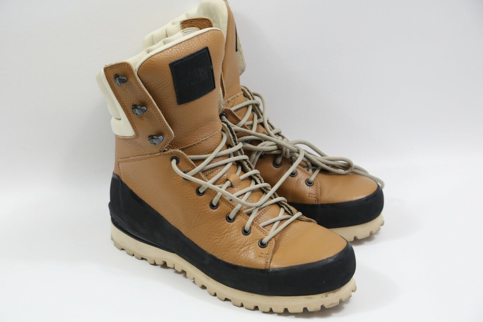 225 The North face Men's Cryos Hikers Boots Size 11 MADE IN ITALY