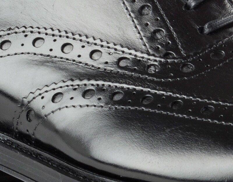 Schuhe MARIO BRUNI Mann schwarz Naturleder Naturleder Naturleder 47427 e7e051
