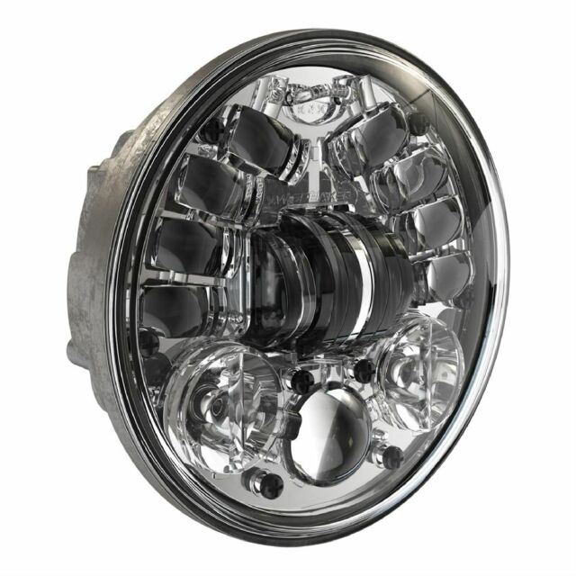 J.W.Speaker 57551741 Feu Phare LED 8690 125 Vespa Px T5 VNX5T 1992-1995