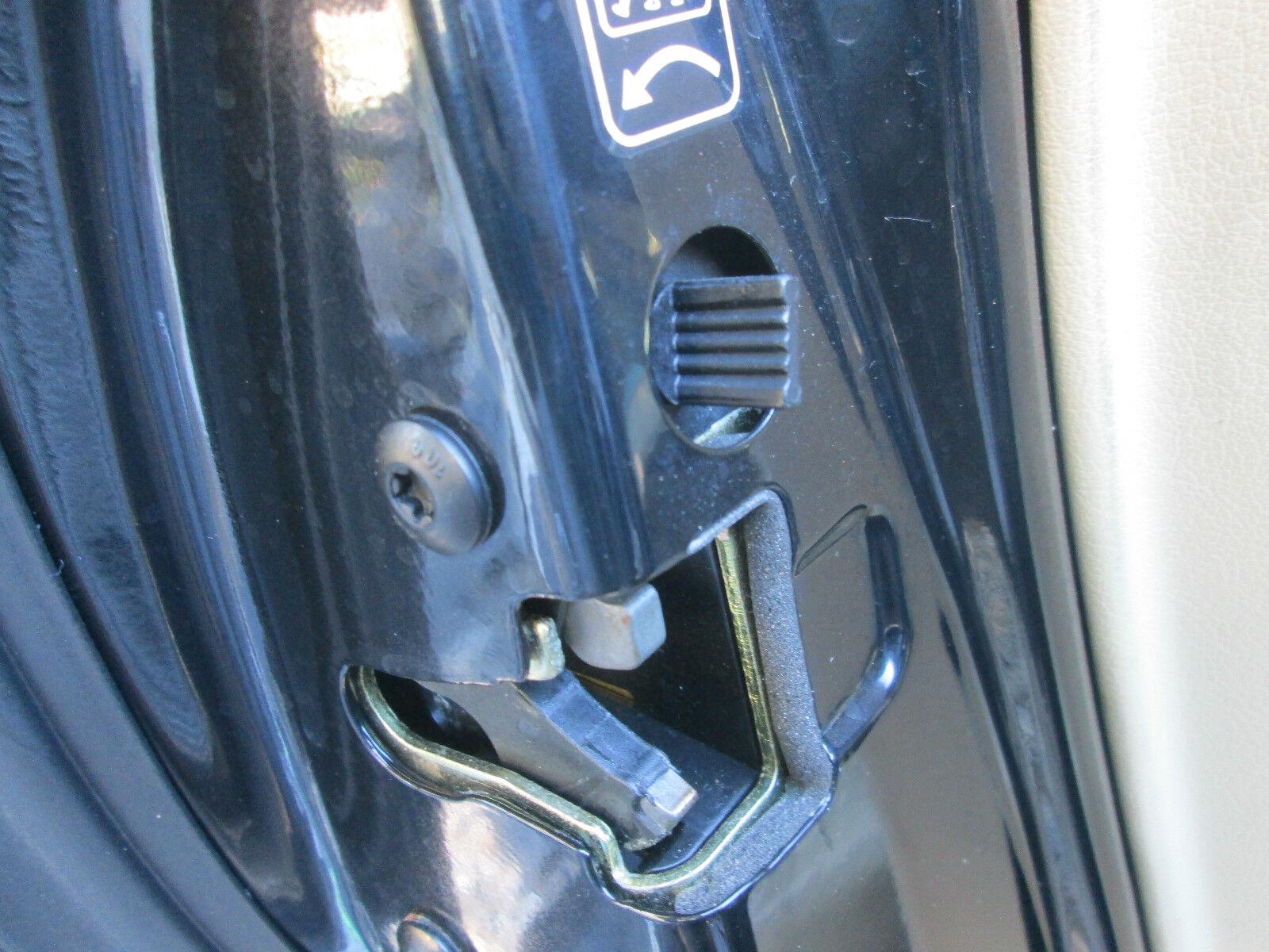 2003 2004 2005 2006 2007 2008 Jaguar S-TYPE Links Hinten Türschloss