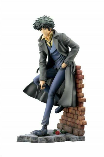 Spike Spiegel 1//8 Scale ArtFX J Statue Figurine Japan NEW Cowboy Bebop