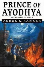 Prince of Ayodhya - Book One: The Ramayana-ExLibrary