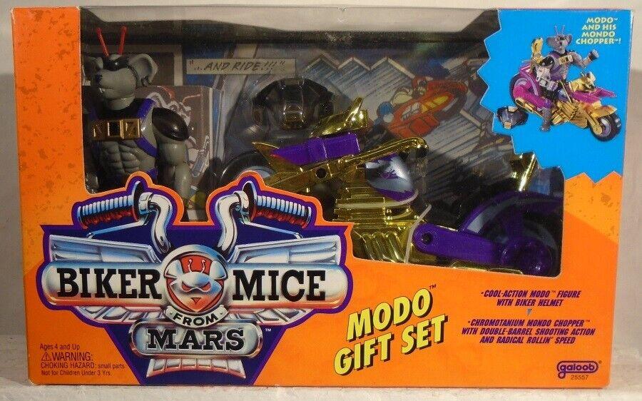cykelr Mice från Mars och hans Chromotanium Mondo Chopper Gift