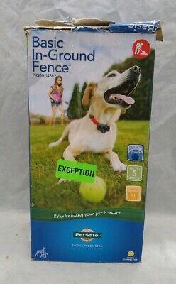 Petsafe Basic In-Ground Premium Basic Pet Fence PIG00-14582