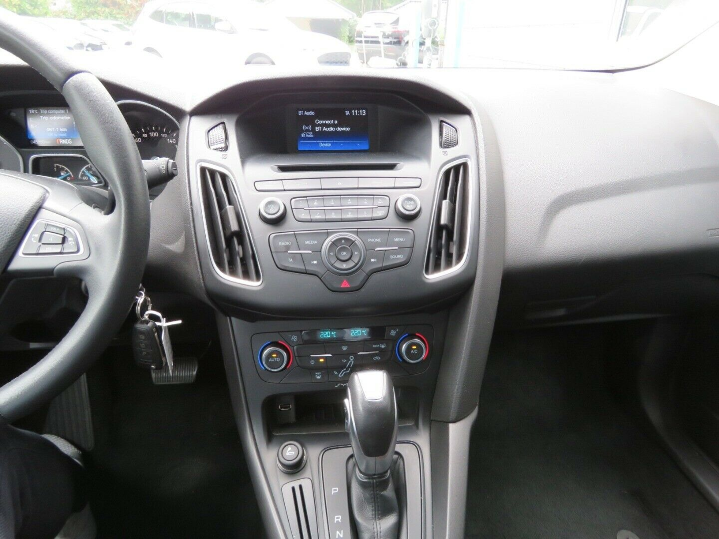 Ford Focus 1,6 Ti-VCT 125 Edition aut. - billede 11