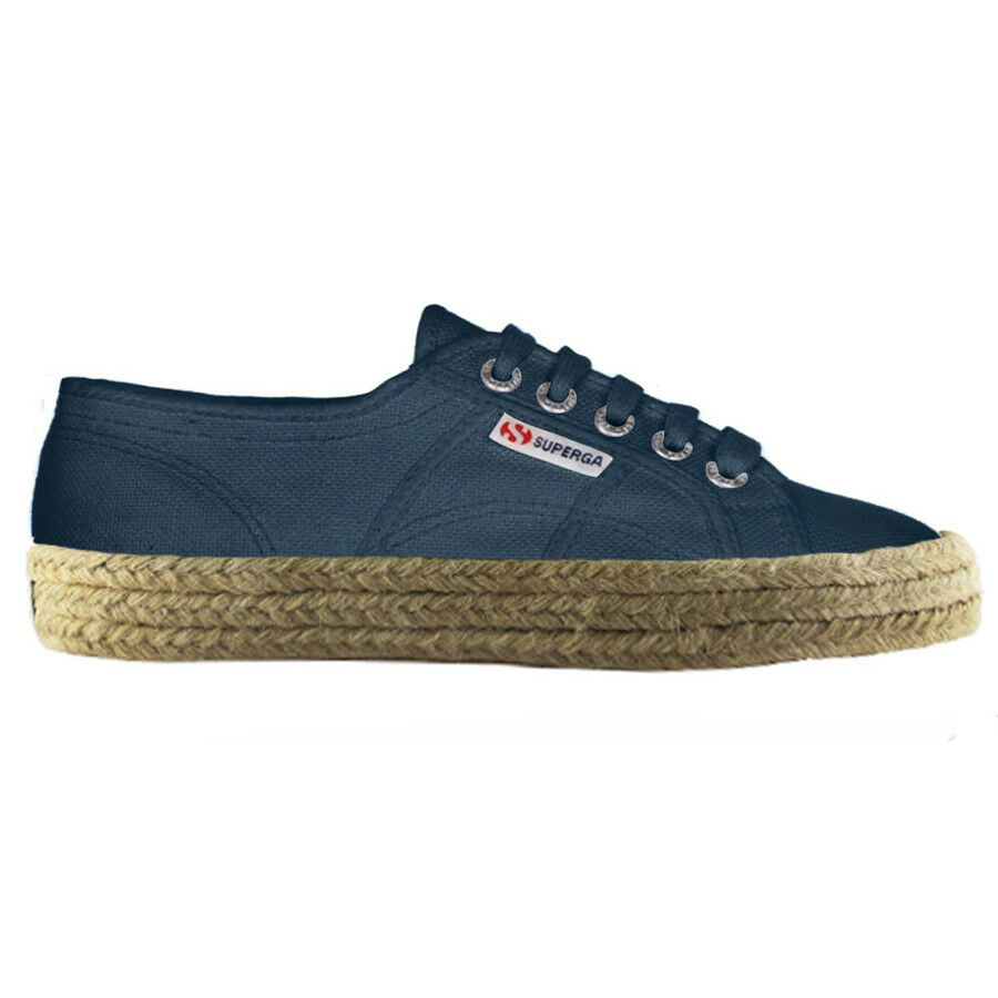 Superga COTROPEU bluee 2750-933 bluee model S00BVJ0