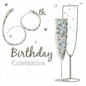 Image Is Loading 48 X 60th Birthday Celebration Invitations Party