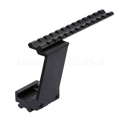 Compact Scope Mount Weaver Picatinny w 20mm Rail for Pistol 17 19 20 22 23