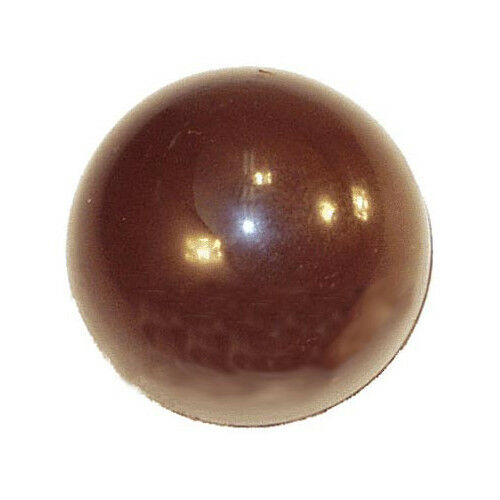 Polycarbonate Bonbon 2 pc. Magnetic Chocolate Mold. Each Bonbon 25mm Diam.