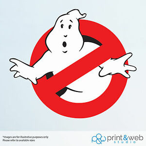 Image Is Loading Ghost Busters Decal Sticker Bedroom Vinyl Kids Ghostbusters