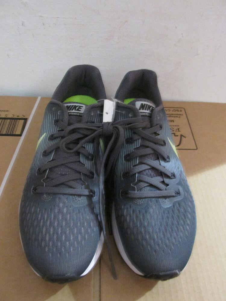 Nike Air Footscape noir Bleu Sapphire blanc New 11.5 311378-001 woven nsw rare