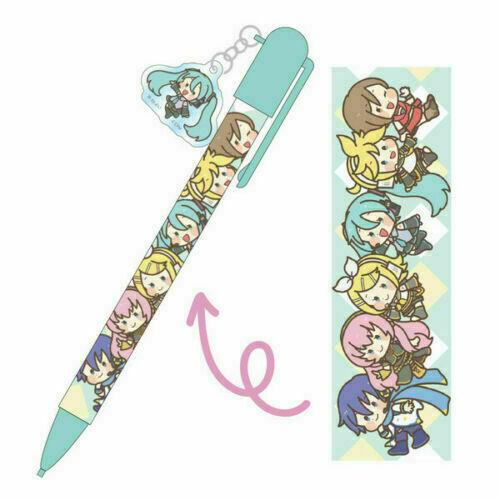 Hatsune Miku Snow miku mechanical pencil Japan Hokkaido Limited Vocaloid