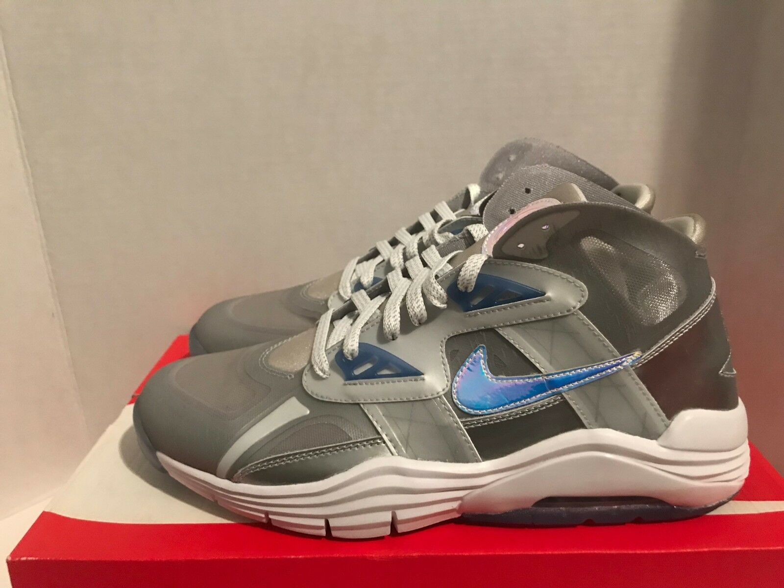 79008cdfd43a Nike Lunar Lunar Lunar 180 Trainer SC PRM QS Super Bowl Ice Men s Size 11 DS