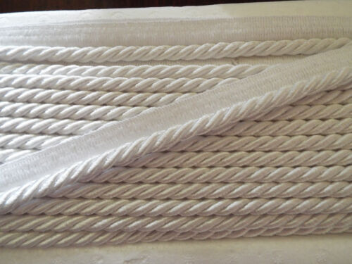 1m Silky 7mm Flanged Rope Piping Upholstery Insertion Cord