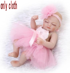 11-Newborn-Reborn-Dolls-Baby-Girl-Boy-Clothing-Handmade-Toy-Dress-Up-Gift