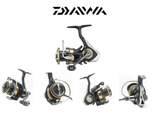 Daiwa Legalis LT Spinning Reel ** 4 tailles ** Truite Saumon Brochet grossiers à pêche