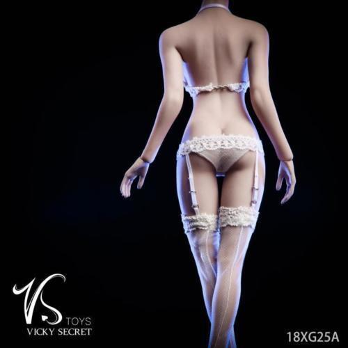VSTOYS 1//6 Female Lace Sling Underwear Lingerie Bikini 18XG25 Fit 12/'/' PH Figur