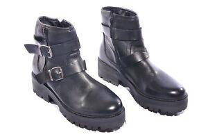 Details zu Schuh Engel Damen Stiefelette Stiefel Boots Gr. 27,0cm Nr. 9 S 2134