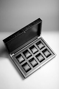 RAINER-watch-box-for-8-watches-made-from-solid-wood-Brand-new